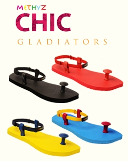 Methyz Chic Gladiator